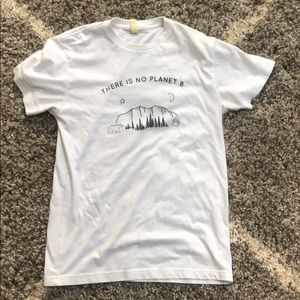 """""""There Is No Planet B"""" tee, Next Level Sustainable"""